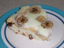 Tort ryżowo jabłkowy