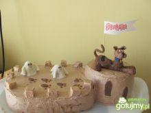 Tort Scooby Doo