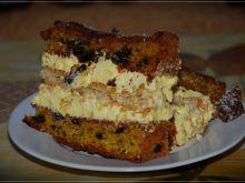 Tort śliwkowy z alkoholem