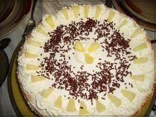Tort śmietankowy Eli