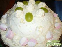 Tort-Śnieżna kopuła Marii