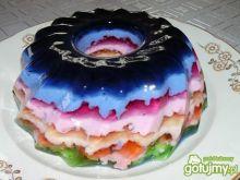 Tort tęcza