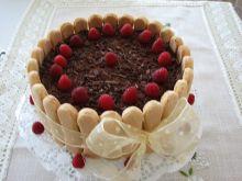 Pyszny tort tiramisu