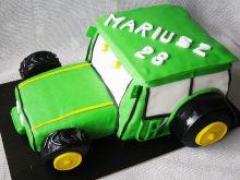 Tort traktor dla rolnika