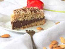 Tort truflowo- migdałowy
