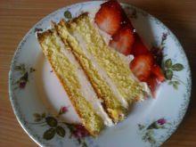 Tort truskawkowa nuta