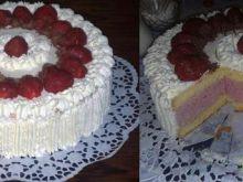 Tort truskawkowy II
