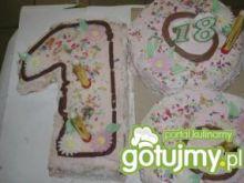 Tort urodzinowy  2 agnieszki