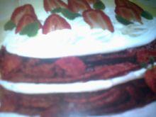 Tort urodzinowy dla Karoli
