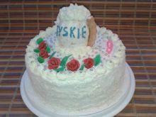 Tort urodzinowy dla męża