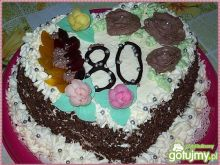 Tort urodzinowy na okazje