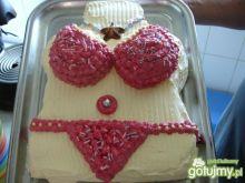 Tort w kształcie kobiety