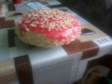 Tort waniliowy z nutą cytryny