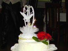 Tort weselny śmietanowy