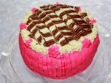Tort wiśniowy delikatny
