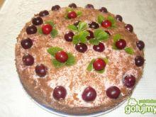 Tort wiśniowy wg Danusia19671