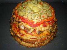 Tort - Wspaniała Zapiekanka Naleśnikowa