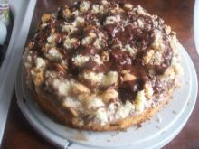 Tort z kremem sułtańskim