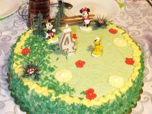Tort z Myszką Miki