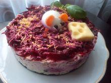 Tort z warzyw