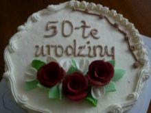 Tort ze śmietaną