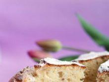 Torta di ricotta  (Sernik z ricotty)