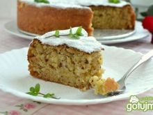 Torta di riso dolce czyli ciasto ryżowe