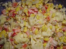 Tortellini w sałatce