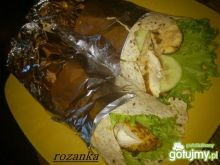 Tortilla drobiowa 2