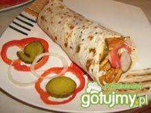 Tortilla drobiowa