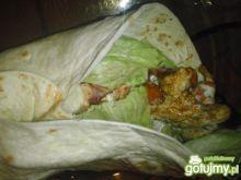 Tortilla gyros