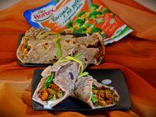 Tortilla pszenno- żytnia z warzywami Hortex