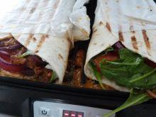 Tortilla z chilliconcarne