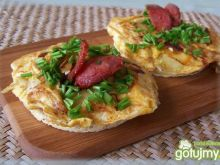 Tortilla z chorizo = GOOD FOOD