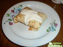 Tortilla z kurczakiem  5