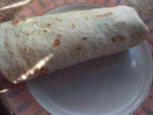 Tortilla z kurczakiem pikantna