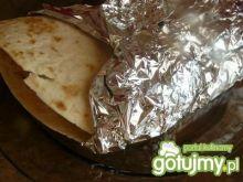 Tortilla z kurczakiem wg sylwioslawa