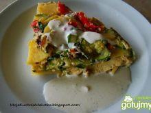 Tortilla z warzywami