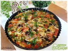 Tortilla ziemniaczana z warzywami