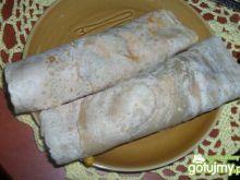 Tortille z kurczakiem i kukurydzą