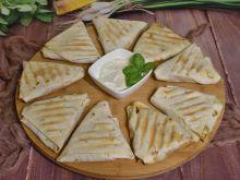 Tortillowe trójkąciki