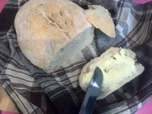 Toskański chleb bez soli