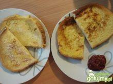 Tosty francuskie - śniadanie idealne