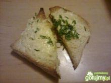 Tosty z serem i szczypiorkiem
