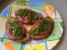 Tosty z serem, pomidorem i szczypiorkiem