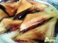 tosty z szynką szwarcwaldzką