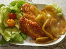Totalne fusion kurczakowe wg Buni:
