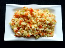 Tradycyjna Sałatka warzywna