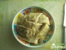 Tradycyjne śledzie w oleju z cebulą : )