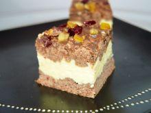 Tradycyjny sernik czekoladowy